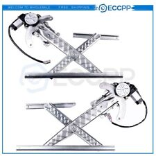 Power Window Regulator for 1997 Ford F150 Truck  Front Left Right with Motor