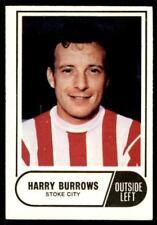 A&BC Football Green Back 1969 (B1) Harry Burrows - Stoke City No. 157