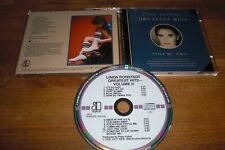Linda Ronstadt - Greatest Hits Volume Two Target CD West Germany No Barcode