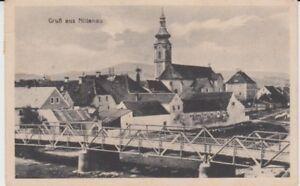 Ansichtskarte Bayern 8412 Gruß aus Nittenau