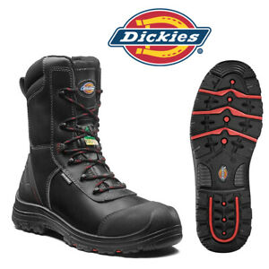 Dickies TX Pro Winter Composite Toe Cap Safety Boots FD7000W Black Antistatic