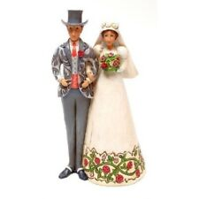 Jim Shore Bride And Groom Cake Topper