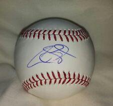 ALEX GORDON signed Official Major League Baseball *Kansas City Royals* w/COA