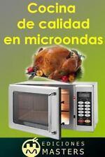 Cocina de Calidad en Microondas by Adolfo Agust� (2013, Paperback)