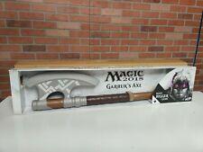 2015  Magic the Gathering Garruk's Axe SDCC 2014 Exclusive NEW