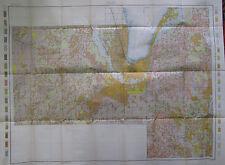 Color Soil Survey Map Fond Du Lac County Wisconsin Ripon Brandon Waupun 1911