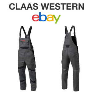 CLAAS ADULTS NEW 2020 STYLE BIB & BRACE DUNGAREE OVERALLS
