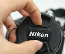 Nikon Lens Cap 49-82mm Snap-on Replacement Lens Cap