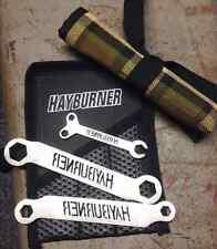 HAYBURNER SPANNER SET (BASKET WEAVE)