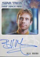 Star Trek Deep Space Nine Heroes & Villains Autograph Bill Mumy