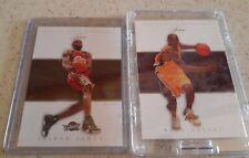 2004 Lebron James/Kobe Bryant Fleer Flair SSP Ultra Rare GOAT 🔥🔥🔥
