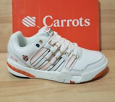 K-SWISS x CARROTS Si-18 International Heritage sz 7.5 Tennis Shoes Japan USA