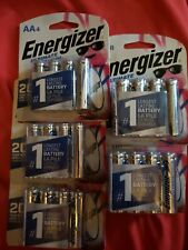 New ListingEnergizer Ultimate Aa Batteries X 28 or any other combination you will need