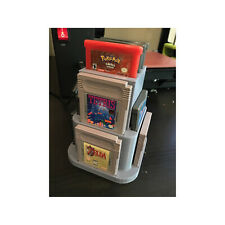 Gameboy Advance Nintendo GBA GBC GB Game Display Tall Trophy Tower Solid Stands