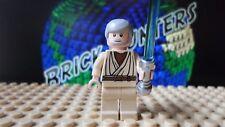LEGO® Star Wars™ Obi Wan Kenobi Jedi w/ lightsaber minifigure - Lego 8092