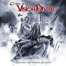 VISION DIVINE - When All The Heroes Are Dead - LP Black [limited 500]