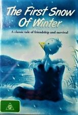 The FIRST SNOW Of WINTER DVD Classic Tale Of Friendship And Survival RARE NEW R4
