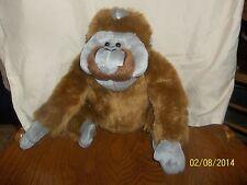 "Ganz Male Orangutan Plush 10"""