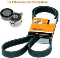 Keilrippenriemen + Riemenspanner LAND ROVER FREELANDER MG ZS 1.6 1.8