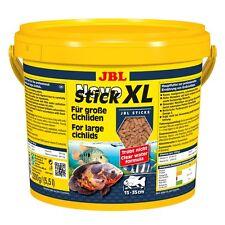 JBL novostick XL 5,5l - PALITOS DE COMIDA PARA GRANDES cíclidos 5,5 Litro NOVO