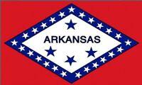 2'x3' Arkansas State Flag USA Outdoor Indoor Banner Diamond 29 Stars CSA New 2X3