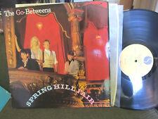The Go-Betweens LP Spring Hill Fair 1984 Orig german rare vinyl w/lyric inner !!