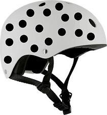 Ski Helmet Polka Dots Vinyl Stickers Decals Bike Cycle Quad Scooter Snow Dot