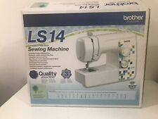 Brother LS14 Compact Free Arm Sewing Machine - Brand New - Unwanted Gift