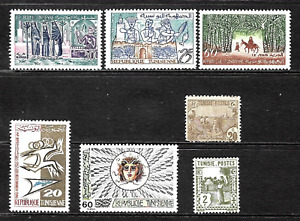 Tunisia .. Mint Collection of Stamps .. 3859