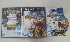 Samurai Shodown V 5 Sony PS2 PAL Complete Version