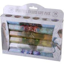 Anne Stokes Spiritual Incense Sticks Gift Pack Dragon Angel Fairy Gothic