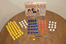 Vintage 1977 CONNECT A CUBE BUILDING TOY Set No. 440