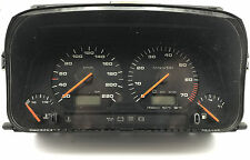VW GOLF VENTO MK3 CLOCKS SPEEDOMETER INSTRUMENT CLUSTER WITH MFA 1H6919033 A