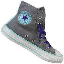 Converse All Star Chuck Taylor Ct 2 FILD HI Zapatos Gris Azul Niños Zapatillas