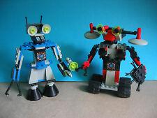 2 Lego Space Roboter - 1785 Crater Critters von 1995  - Rarität -