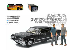 GREENLIGHT 1:18 ARTISAN COLLECTION SUPERNATURAL 1967 CHEVROLET IMPALA SS 19021