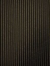 Gold Stripes Lurex Fabric by the yard