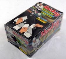 1990-91 Panini NHL Hockey Sticker Box ^ 100 Packs per Box ^ SEALED