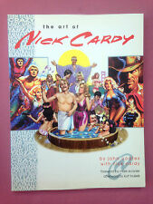 The art of Nick Cardy par John Coates 2001