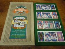 1993 UPPER DECK ALL-STAR FANFEST ALL-TIME HEROES OF BASEBALL SEALED PREVIEW SET