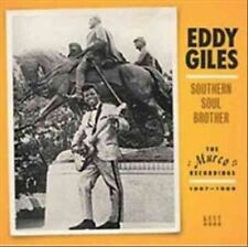 Southern Soul Brother Murco Recording 0029667240123 by Eddie Giles CD