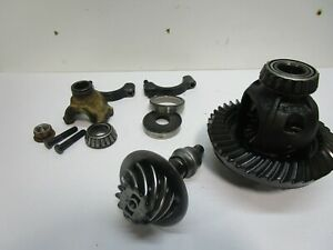 Jeep Wrangler TJ Dana 30 Front AXLE Differential Carrier 3.73  gear ratio 3158