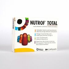 3x Nutrof Total Food Supplement for the Maintenance of Vision