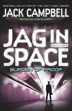 JAG in Space - Burden of Proof (Book 2),New Condition