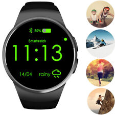 Sports Smart Watch Bluetooth Wristwatch for Android Samsung Galaxy S9 S8 J8 J7