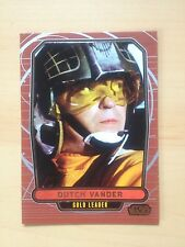 2013 Star Wars Galactic Files 2 # 476 Dutch Vander Topps Cards