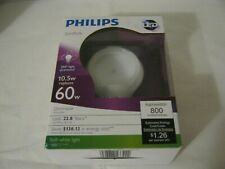 💦PHILIPS LED 360 light Slim Style 10.5w 60w Bulb Dimmable Soft White FREE SHIPN
