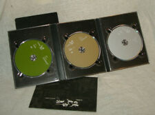 DJ Krush History of DJ Krush 3 DVD Set