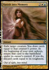 4x Vanish into Memory // NM // DD: Venser vs. Koth // Engl. // Magic Gathering