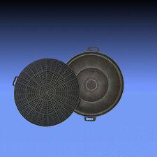 2 Aktivkohlefilter Filter für Siemens LC45650GB02, LC45650GB03, LC45650GB04